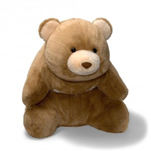 Gund-Snuffles-Tan-Plush-Bear